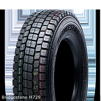 Грузовые шины на ведущую ось 315/70 R22,5 Bridgestone M729