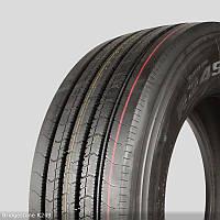 Грузовые шины на рулевую ось 315/80 R22,5 Bridgestone R249