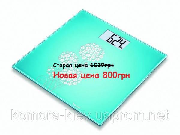 Весы напольные Beurer GS 200
