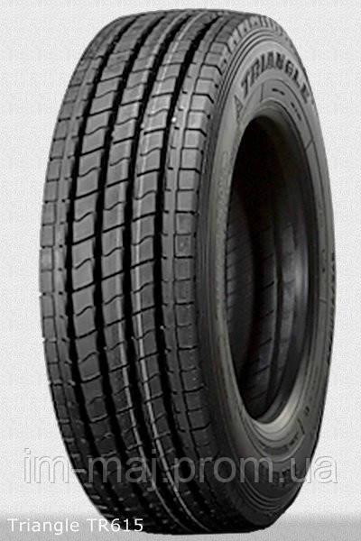 Грузовые шины на рулевую ось 275/70 R22,5 Triangle TR615