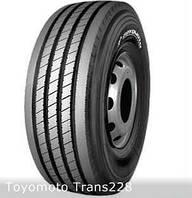 Грузовые шины на рулевую ось 295/80 R22,5 Toyomoto Trans228