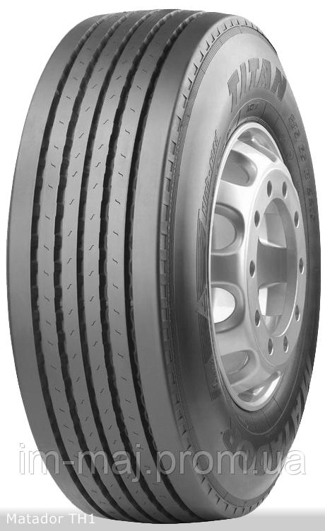 Грузовые шины на прицепную ось 385/65 R22,5 Matador TH1