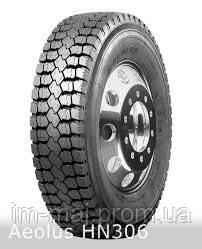 Грузовые шины на ведущую ось 11  -  22,5 Aeolus HN306