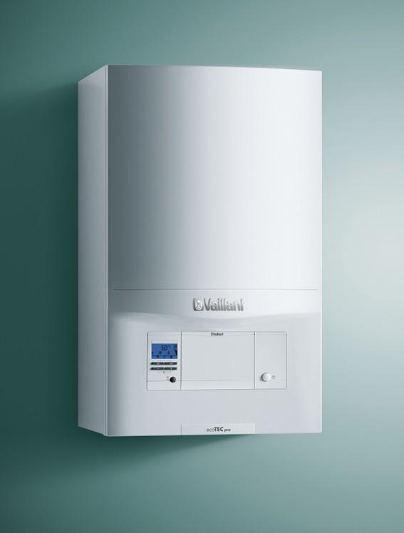 Конденсационный газовый котел Vaillant ecoTEC pro VUW 236/5-3 Мощностью от 5,7 до 23,0 квт