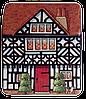 Коробочка для мелочей (Итальянский домик), фото 3