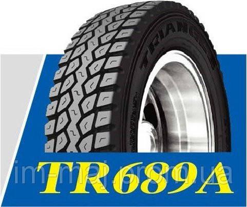 Грузовые шины на ведущую ось 245/70 R19,5 Triangle TR689A