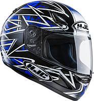 Мото шлем интеграл матовый Hjc Cs14 Orbit Mc2
