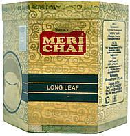 """Чай черный индийский  """"MeriChai"""" 100г """"Асам"""" (деревянная упаковка)"""