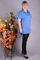Блуза 2710-450/3 батал от производителя оптом