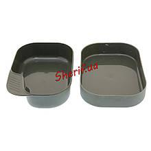 Набор посуды  плаcтиковый Wildo OD MIL-TEC14670000