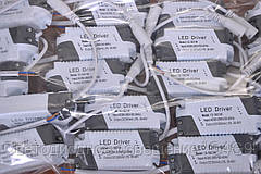 Драйвер для светодиодов 12-18*1W