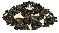 Чай зеленый Саусеп с кусочками сауасепа