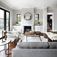 Декор комнаты интерьерный, камины