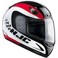 Мото шлем интеграл матовый Hjc Cs14 Checker Mc1