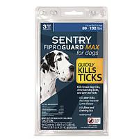 ФИПРОГАРД МАКС (FiproGuard MAX) капли от блох, клещей и вшей для собак 40-60 кг 1 пипетка