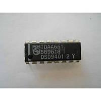 Микросхема TDA4661 DIP16