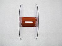 Катушка для мерных материалов : тесьма, ленты, нити, шнуры. Диаметр 121мм, диаметр катушки 35 мм, ширина 45 мм