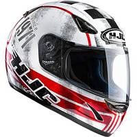 Мото шлем интеграл матовый Hjc Cs14 Chek 71 Mc1
