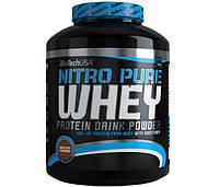 Nitro Pure Whey 2,2 kg hazelnut