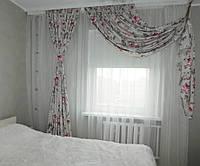 Текстильное оформление спальни  2