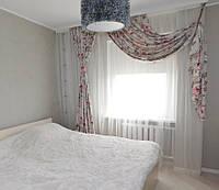 Текстильное оформление спальни  3