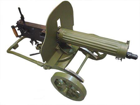 Пулемёт Максим (станковый пулемёт Максима) Макет массогабаритный