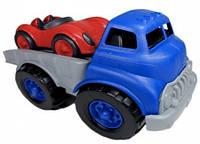 Green Toys Грузовик с гоночными машинами