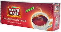 """Чай черный индийский """"MeriChai"""" """"Ассам"""" 25пак 50г."""