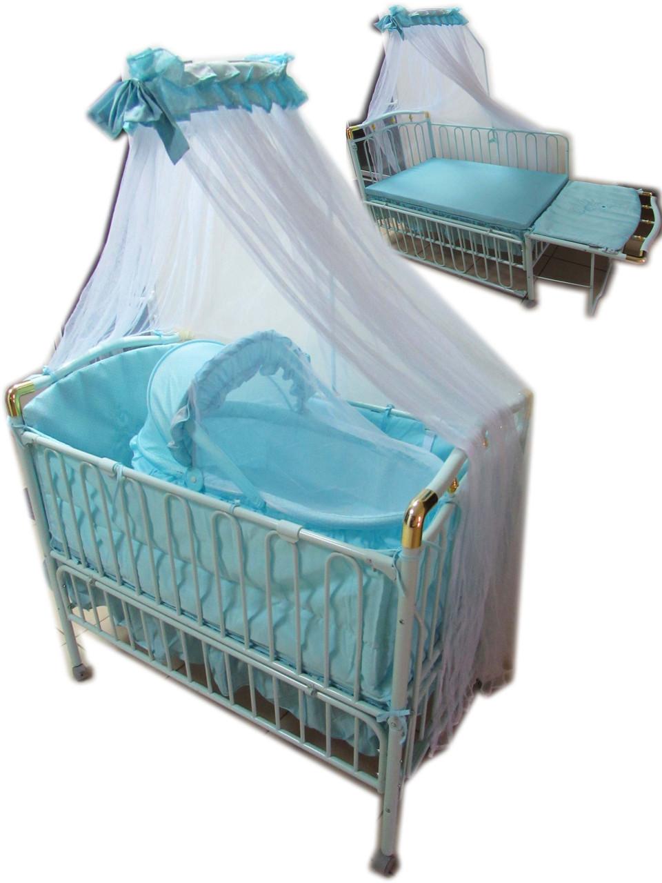Акция!  Детская кроватка TLY612R Geoby