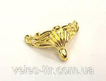 Ножка для шкатулок золото 20х27 мм