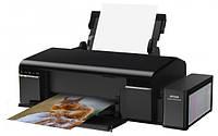 Струйный принтер EPSON L805 СНПЧ + печать на дисках