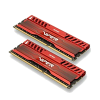 Оперативная память PATRIOT VIPER 16GB (2 x 8GB) KIT DDR3 (PC3-17000) 2133MHz PD000303-PV316G213C1KRD