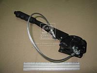 Рычаг тормозной ручного ВАЗ 2101-07 с тягой (Производство ОАТ-ВИС) 21030350801002