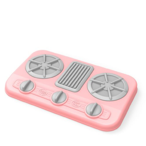 Green Toys - Детская плита, цвет розовый