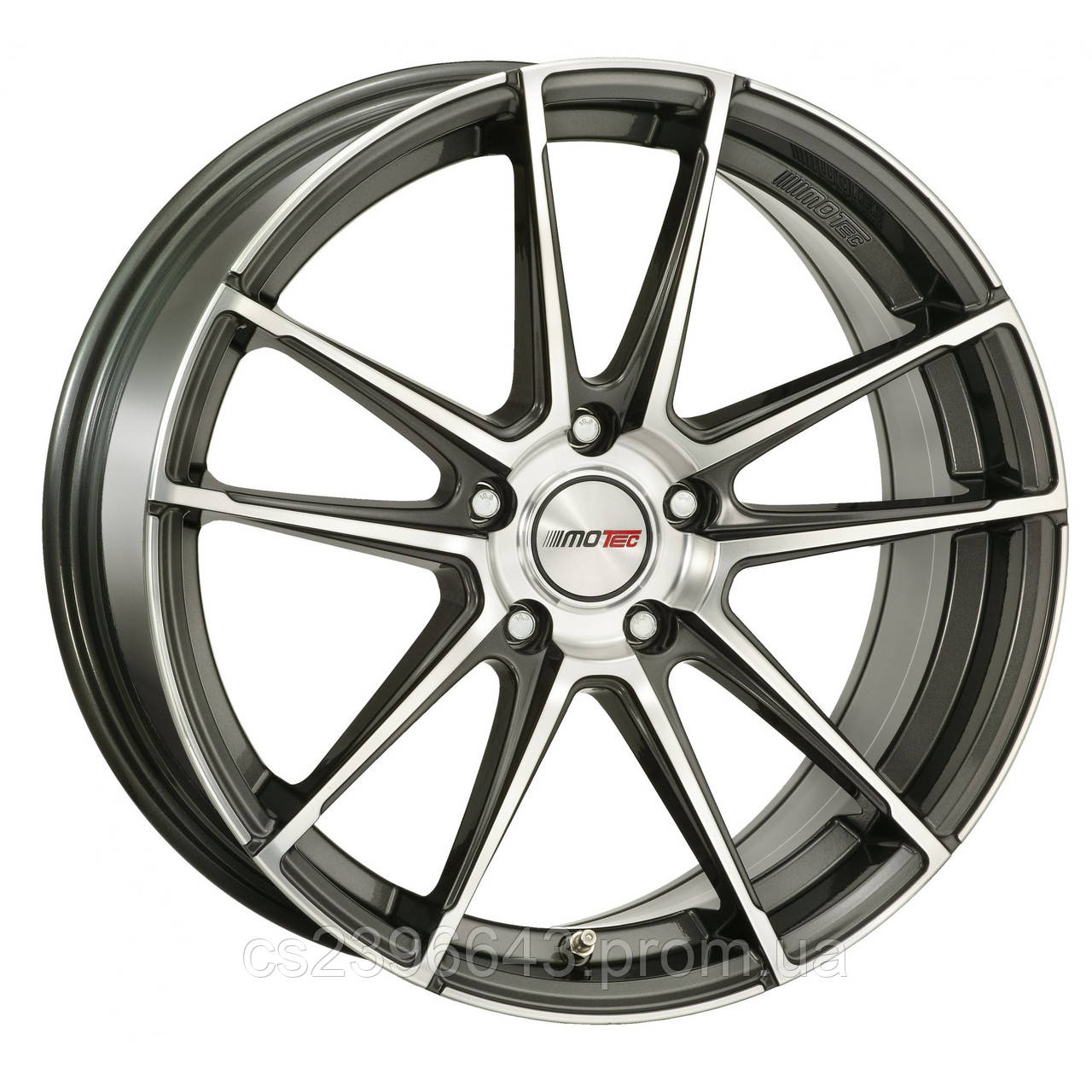 Колесный диск Motec Radical 20x9 ET35