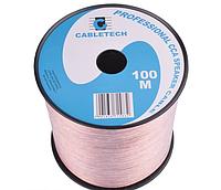 Акустический кабель CABLETECH 2x2.5mm CCA (100м)