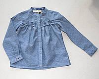 Рубашка Zara для девочки