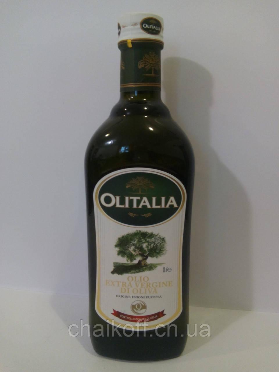 Оливковое масло Olitalia Extra Vergini 1l (шт.)