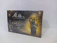 Чай в пакетиках MILTON Earl Grey strong 80шт