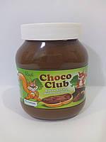 Шоколадна паста Choco Club з лісовим горіхом 750g (шт.)