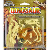 """Конструктор 3D """"Динозавр"""", 6 видов"""