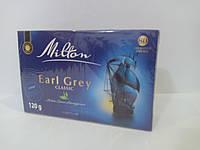 Чай в пакетиках MILTON Earl Grey classik 80шт