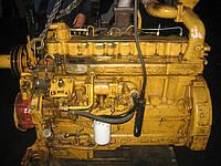 Ремонт двигателя C6121 аналог CAT 3306