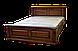 Кровать из дерева Корадо (160*200)-орех, фото 2