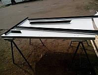 Уплотнительный профиль дверей  фургонов, фото 1