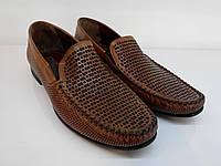 Мокасины Etor 11441-1719-89-1 коричневые, фото 1