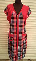 Летний турецкий женский халат 56-60