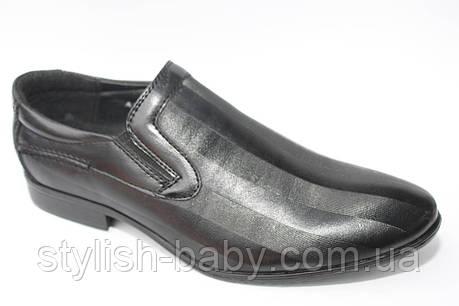 Детские школьные туфли бренда Meekone для мальчиков (разм. с 32 по 37), фото 2