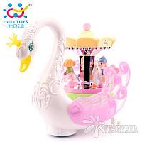 Игрушка Huile Toys Лебедь-карусель 536