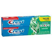 Отбеливающая Зубная паста с ментоловой полоской - Crest Complete Whitening ( Упаковка из 2 паст, )